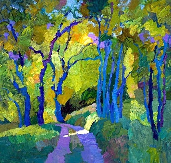 Influencing Fauvism Style Art Examples (12)