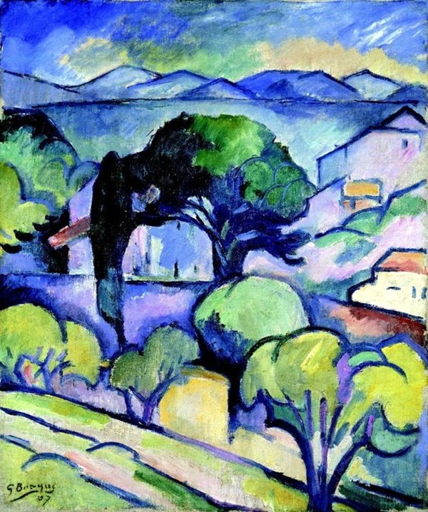 Influencing Fauvism Style Art Examples (16)