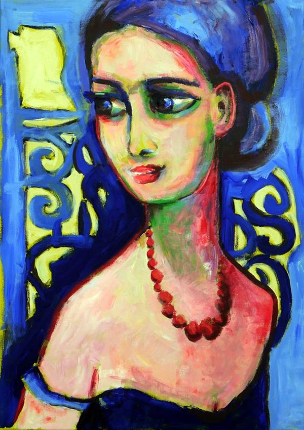Influencing Fauvism Style Art Examples (2)