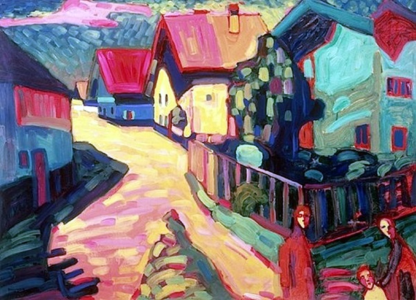 Influencing Fauvism Style Art Examples (24)