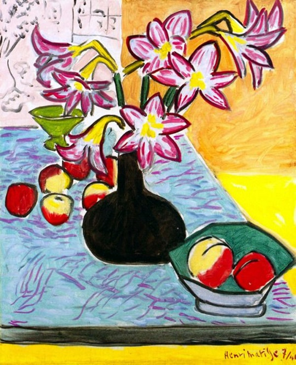 Influencing Fauvism Style Art Examples (25)