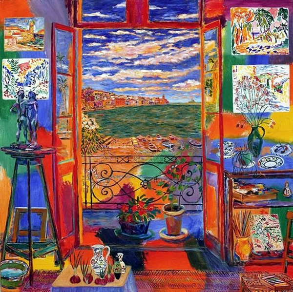Influencing Fauvism Style Art Examples (27)