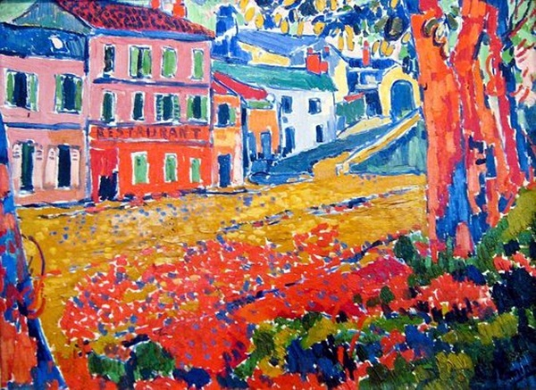 Influencing Fauvism Style Art Examples (28)