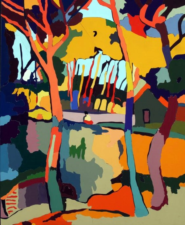 Influencing Fauvism Style Art Examples (3)