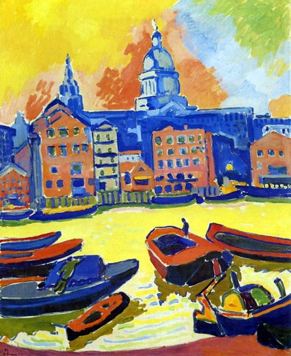 Influencing Fauvism Style Art Examples (35)