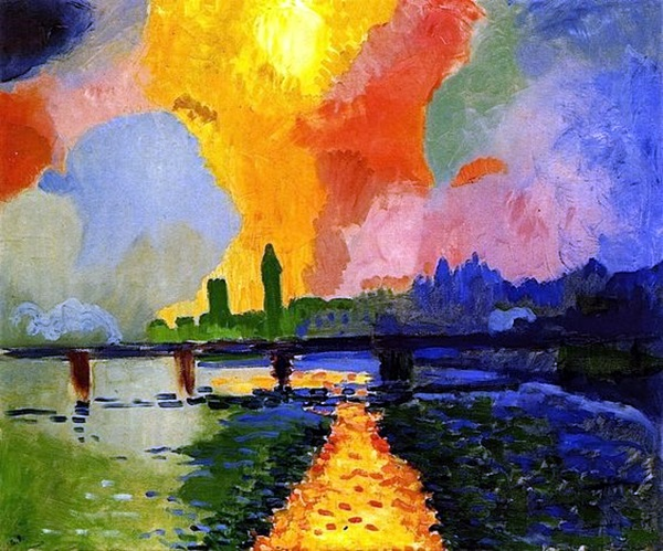 Influencing Fauvism Style Art Examples (39)