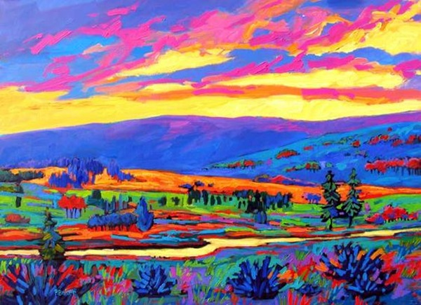 Influencing Fauvism Style Art Examples (4)