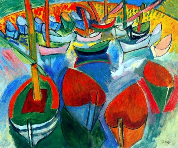 Influencing Fauvism Style Art Examples (5)