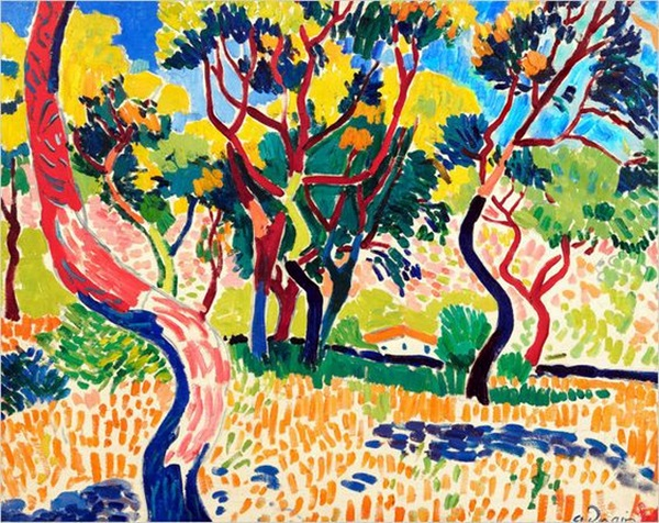 Influencing Fauvism Style Art Examples (9)