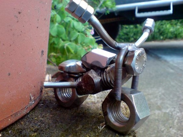 Mechanical Nuts And Bolts Art Ideas (14)