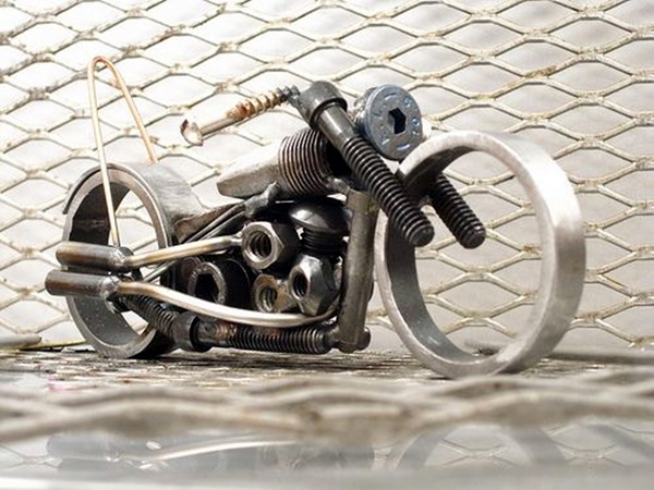 Mechanical Nuts And Bolts Art Ideas (2)