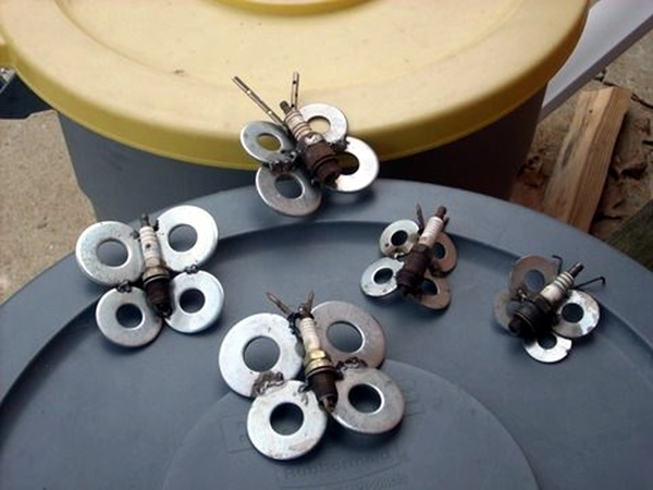 Mechanical Nuts And Bolts Art Ideas (30)