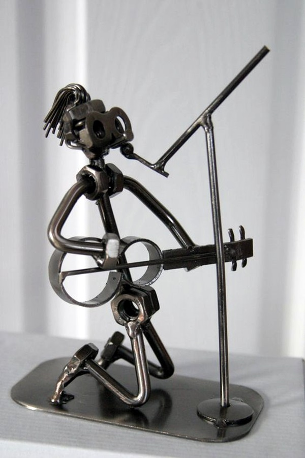 Mechanical Nuts And Bolts Art Ideas (31)