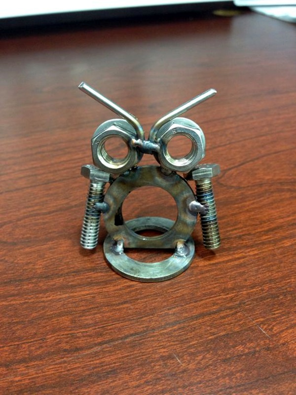 Mechanical Nuts And Bolts Art Ideas (36)