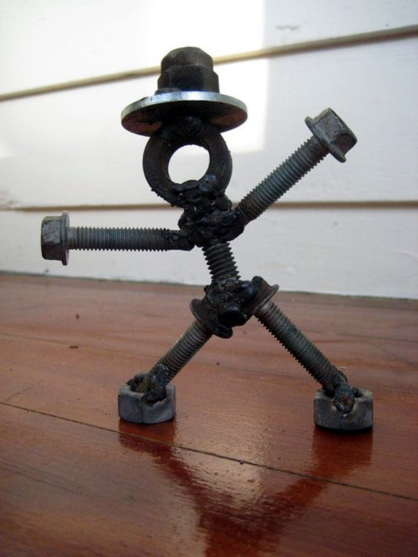 Mechanical Nuts And Bolts Art Ideas (5)