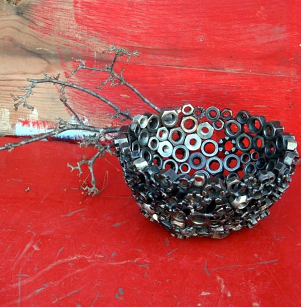 Mechanical Nuts And Bolts Art Ideas (8)
