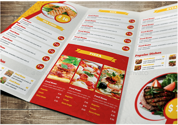 Menu Design Ideas oriental restaurant menu design ideas restaurant menu design that can give you inspiration home design Smart And Creative Menu Card Design Ideas 1
