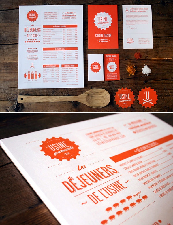 here are some smart and creative menu card design ideas that will have