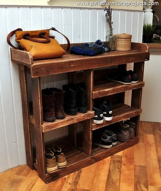 shoe rack designs 10