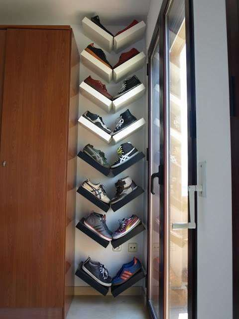 shoe rack designs 14