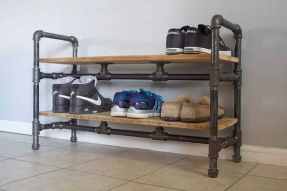 shoe rack designs 23