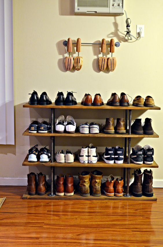 shoe rack designs 5