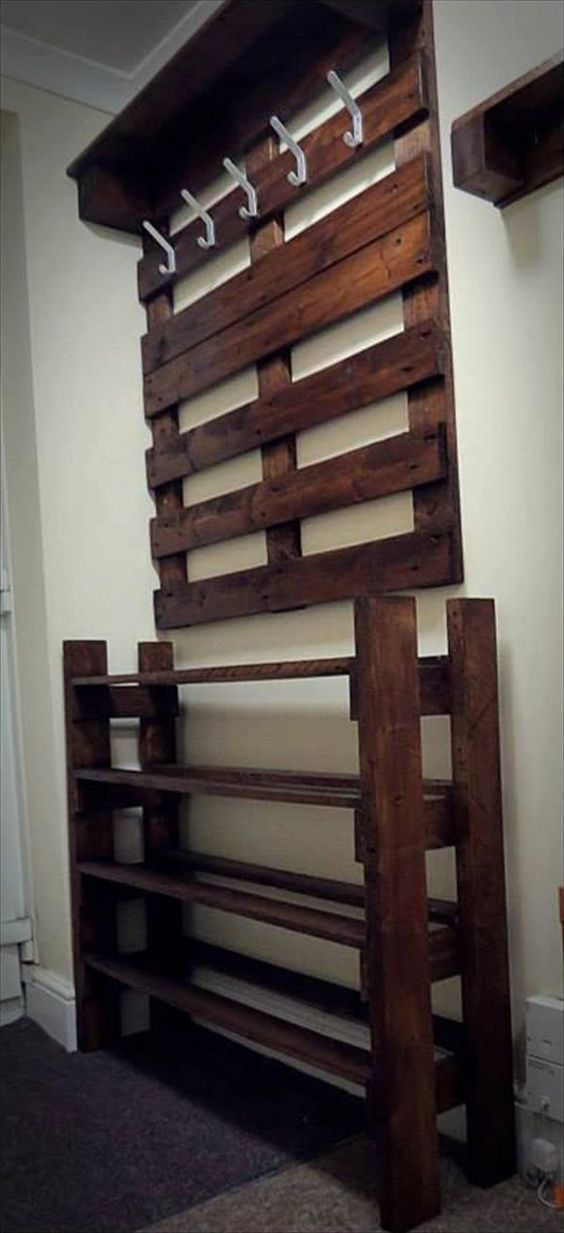 shoe rack designs 9