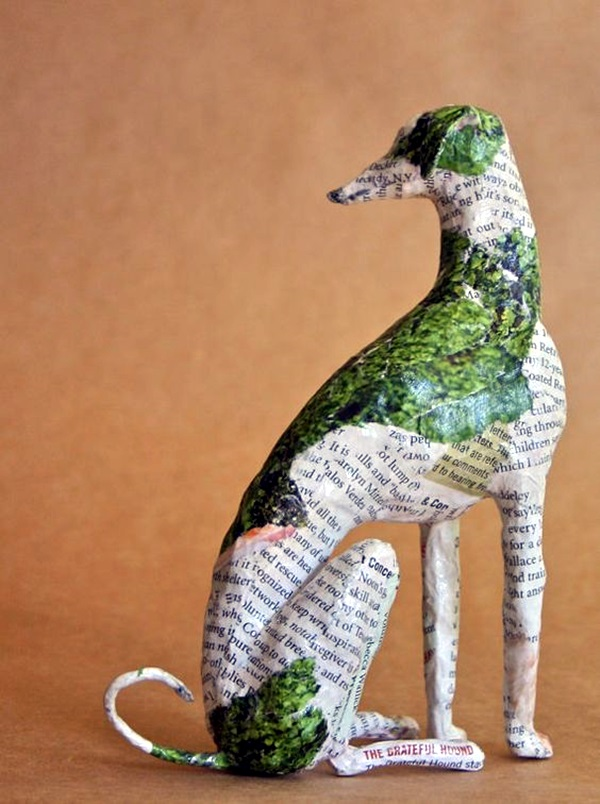 Awesome Paper Mache Creatures Like Never Seen Before (18)