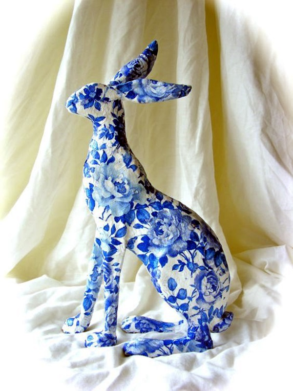 Awesome Paper Mache Creatures Like Never Seen Before (2)