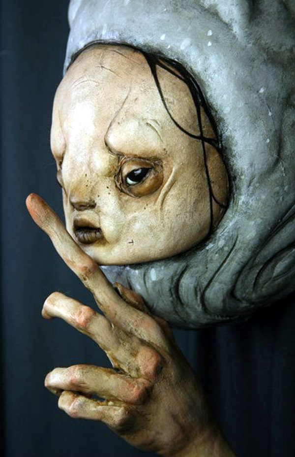 Awesome Paper Mache Creatures Like Never Seen Before (20)