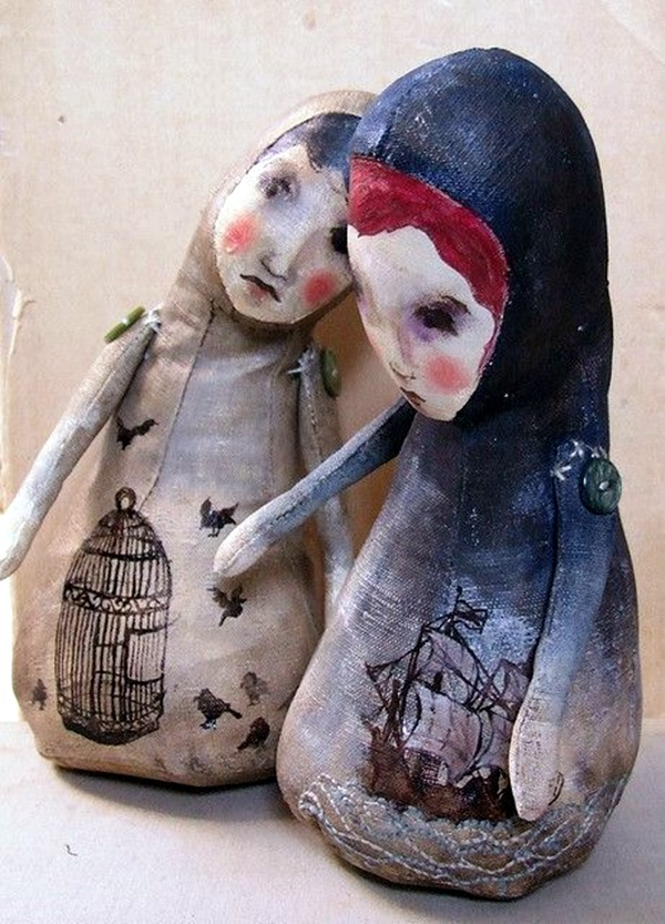 Awesome Paper Mache Creatures Like Never Seen Before (29)