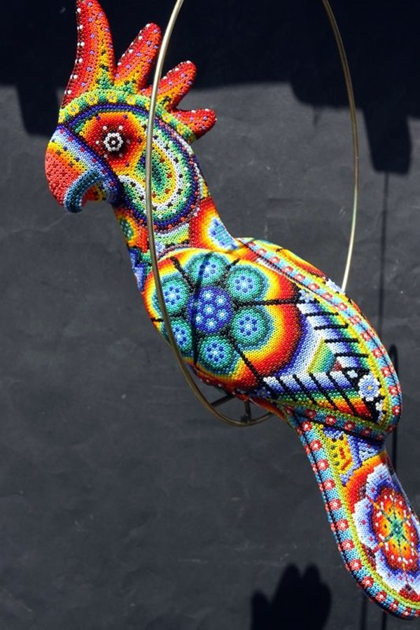 Awesome Paper Mache Creatures Like Never Seen Before (3)