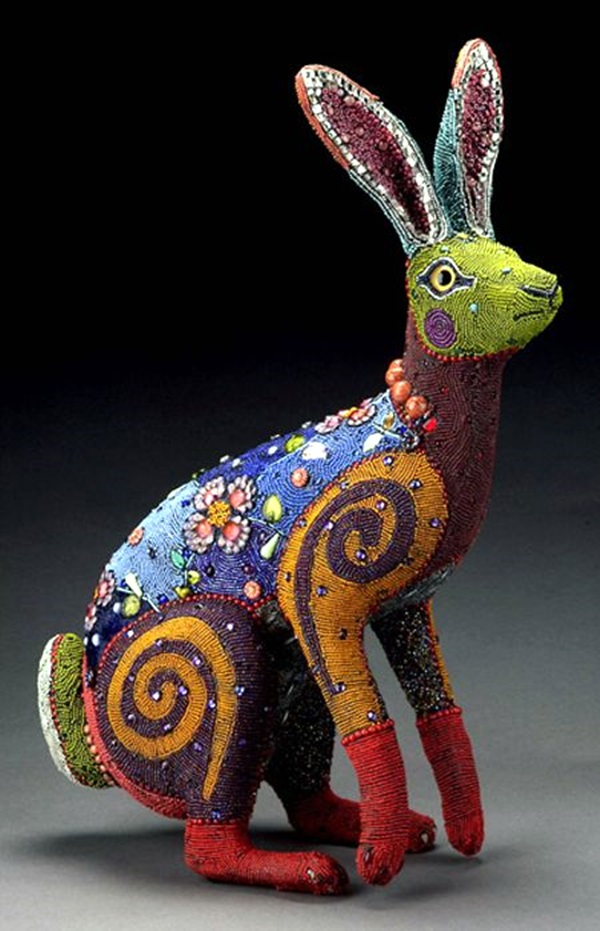 Awesome Paper Mache Creatures Like Never Seen Before (31)