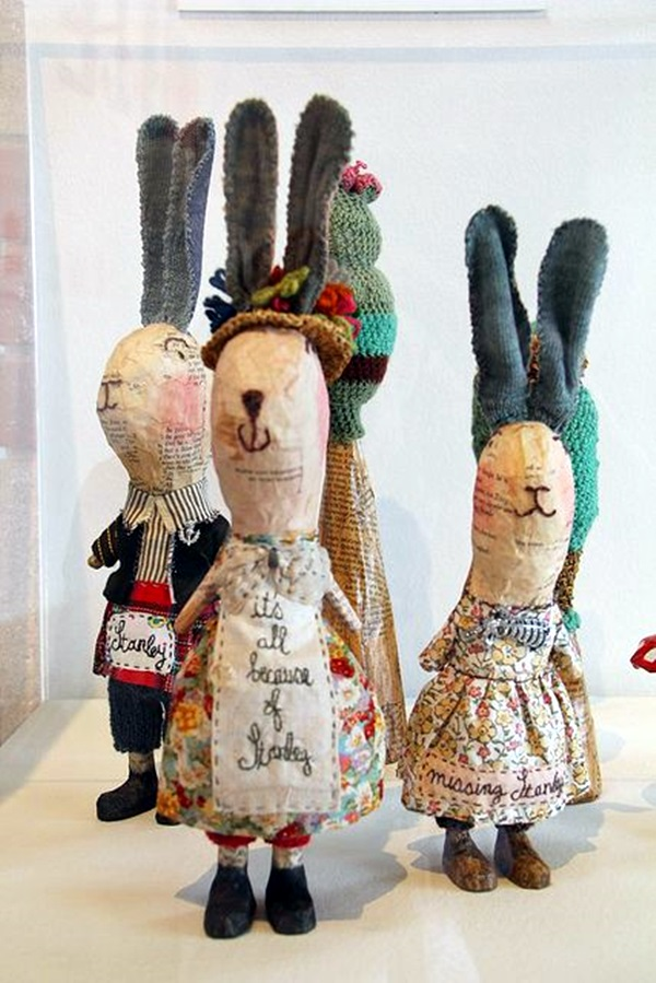 Awesome Paper Mache Creatures Like Never Seen Before (34)