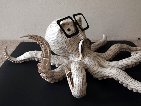 Awesome Paper Mache Creatures Like Never Seen Before (37)
