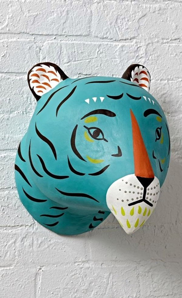 Awesome Paper Mache Creatures Like Never Seen Before (4)