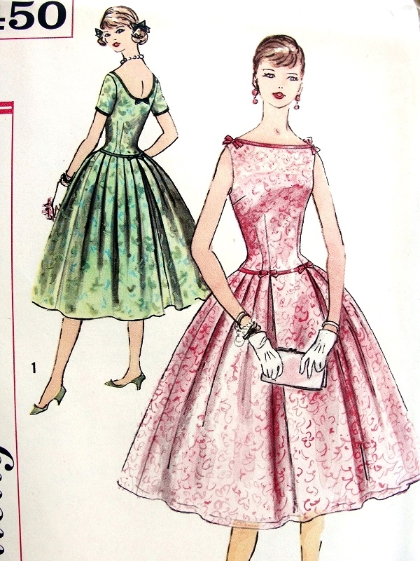 40 classy vintage sewing pattern for women bored art