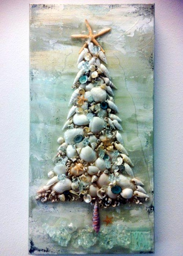 DIY Mixed Media Tree Art Projects (3)
