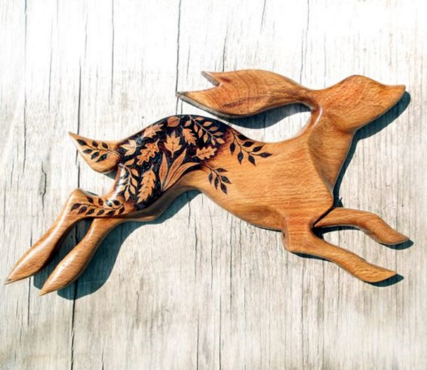 Far-Fetched Small Wood Carving Projects (20)