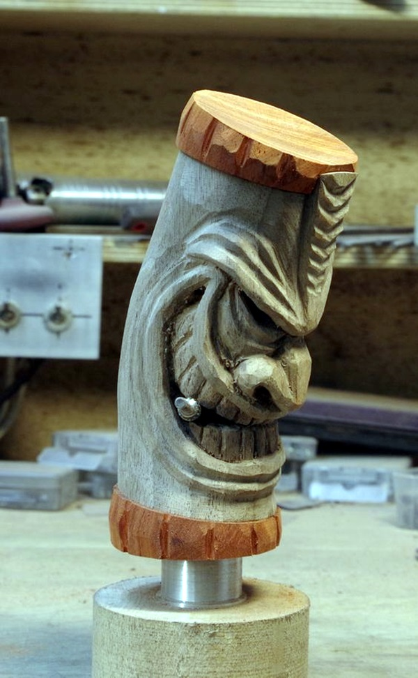 Far fetched small wood carving projects