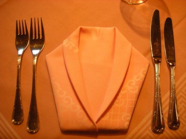 40 Most Creative Table Napkin Folding Ideas To Practice Bored Art