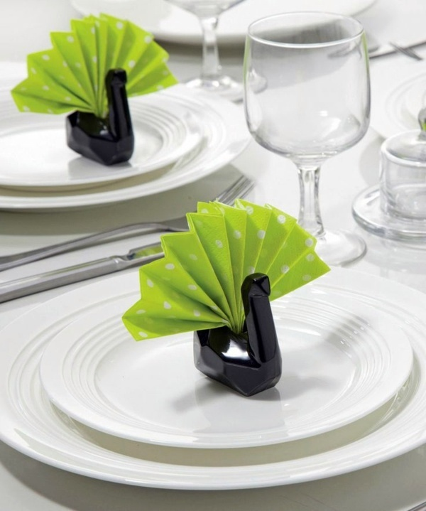 40 Most Creative Table Napkin Folding Ideas To Practice ...