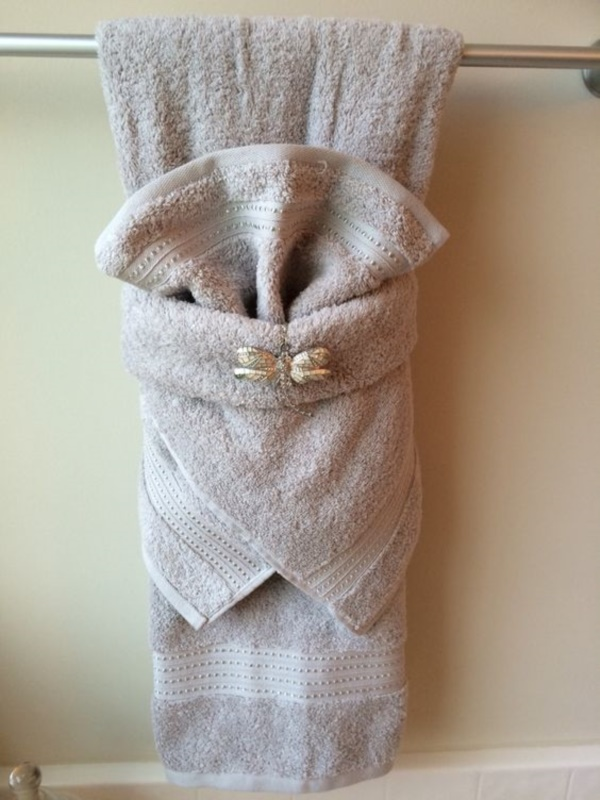 40 Most Creative Towel Folding Ideas Bored Art