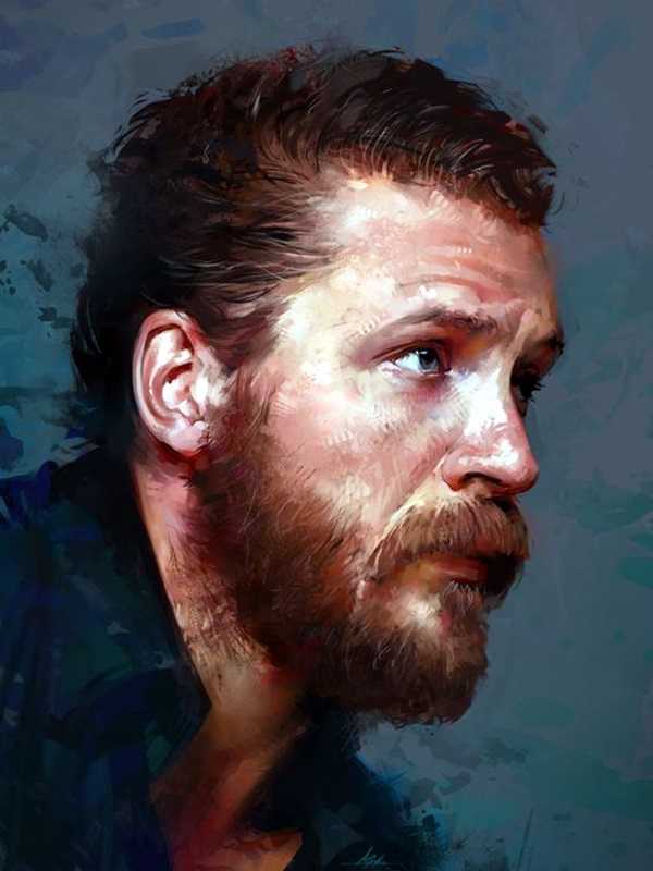 Spectacular Digital Painting Portraits (11)