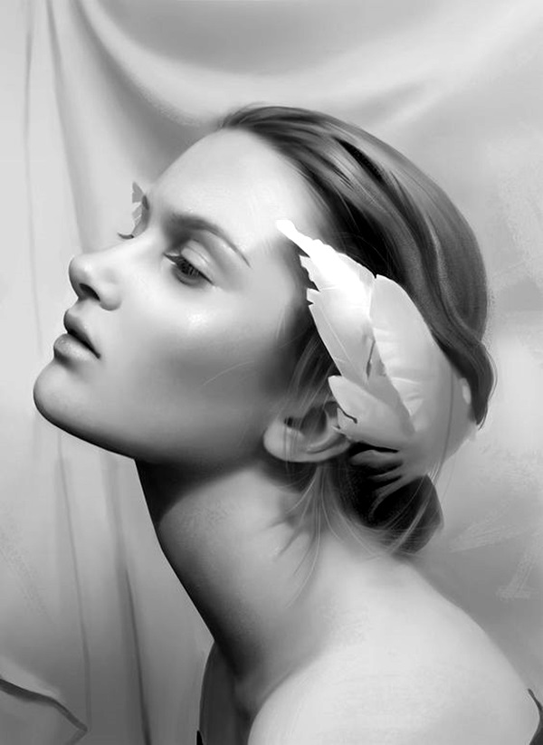 Spectacular Digital Painting Portraits (20)