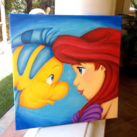 disney paintings 24