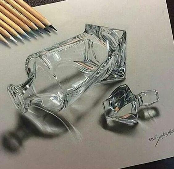blender how to make a transparent object