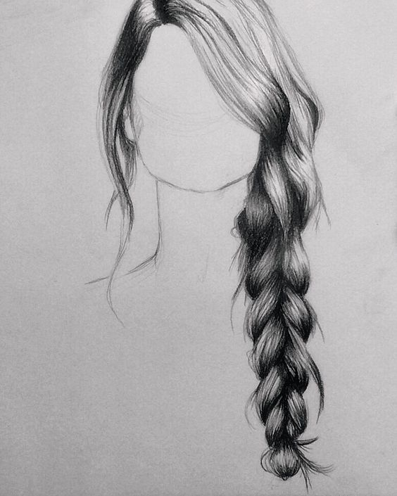 Awesome Hair Drawings For Fashion And Art Too Bored Art