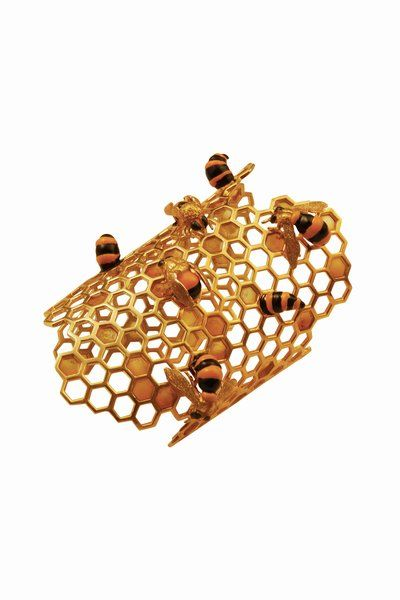 honeycomb jewelry designs 16