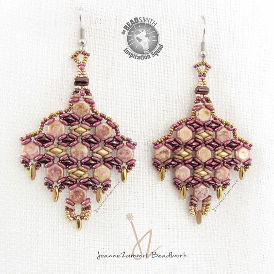 honeycomb jewelry designs 17